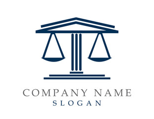 Lawyer logotype