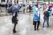 regnerischer Stadtbummel