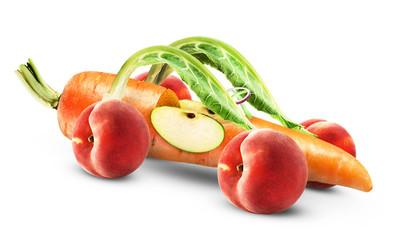 car fruits