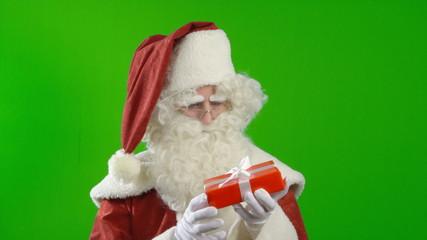 Santa Claus is Curious