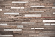 big wood plank wall / wood wall background
