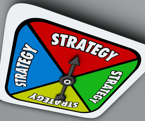 Strategy Word Board Game Spinner Your Turn Win Competition