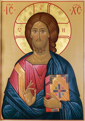Old Russian icon