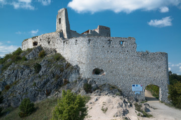 Cachtice Castle / Bathory