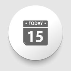 Calendar organizer - Vector