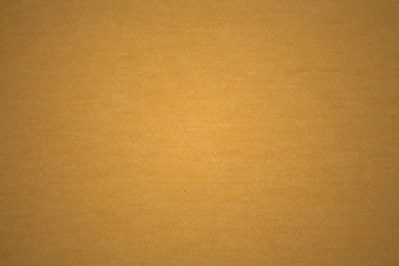 Yellow fabric background