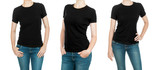 Black T-Shirts collection