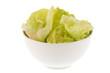 Un bol de salade