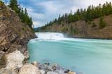 Fototapety Bow falls in Banff Canada