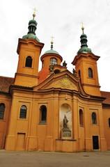 Laurenzikirche, Prag