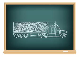 board truck