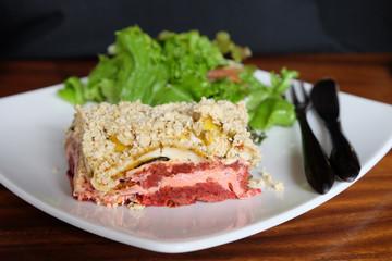 Raw Food Vegetarian Lasagna