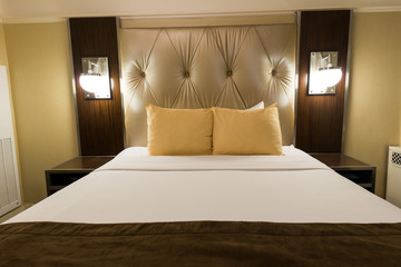 New York - DECEMBER 20: Room in New Yorker Hotel on December 20,
