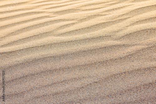 Fotobehang Woestijn Sand