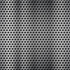 metal grille vector bsckground