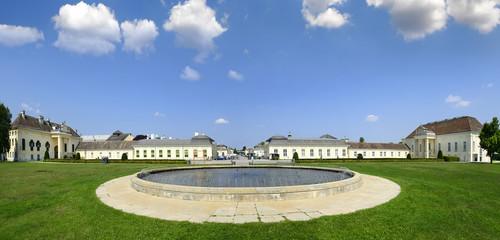 Blauer Hof, Castle Laxenburg in Lower Austria, near Vienna