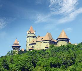 Kreuzenstein castle near Vienna, Austria