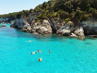 Antipaxos island