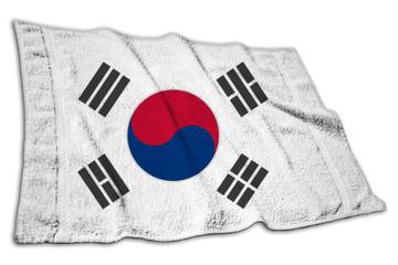 Flagge, Südkorea