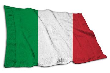 Flagge, Italien