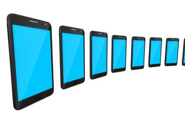Digital devices smart phone.