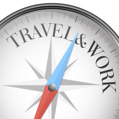 compass travel and work