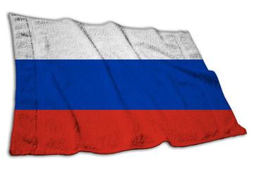 Flagge, Russland