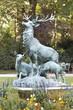 Statue bronze - Jardin du luxembourg