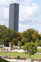 Tour Montparnasse - Luxembourg