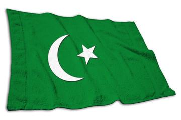 Flagge als Symbol des Islams