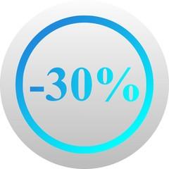 Sales icon (vector)