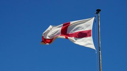 Englische Flagge vid 03