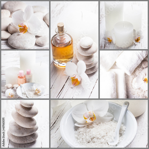 spa concept collage © oksix