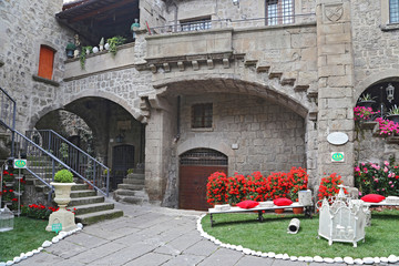 San Pellegrino in Fiore in Viterbo - Italy