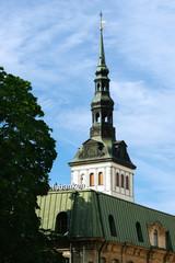 St Michael's Church, Tallinn, Estonia (Rootsi Mihkli kirik)
