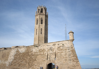 Cathedral of LLeida.Catalonia.Spain