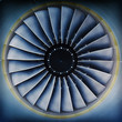 jet engine passenger plane - 69161841
