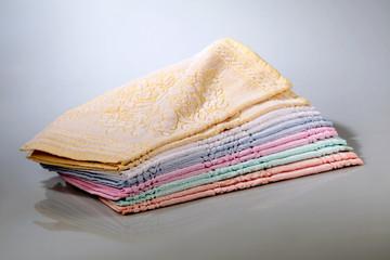 asciugamano colorati