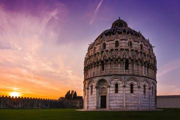 Baptisterium Pisa