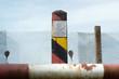 an der ehemaligen innerdeutschen Grenze, DDR BRD - 69164298