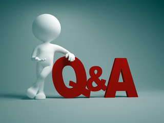 Q&A. Questions and answers