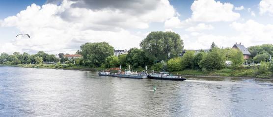 Schifffahrt in Magdeburg