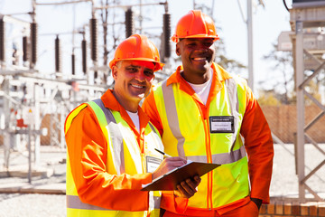 power company electrical engineers