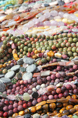 Collection of Colorful Women's Fashion Bead Jewelry