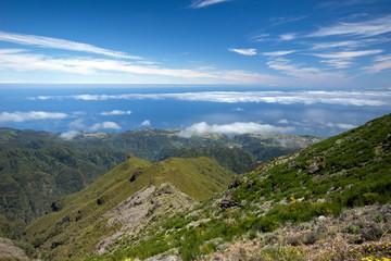 Wandern zum Pico Ruivo