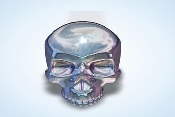 Chrome Skull series II