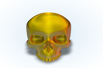 Gold Skull Series II