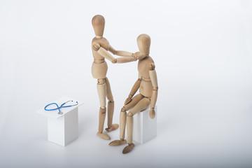 Untersuchung, Schilddrüse