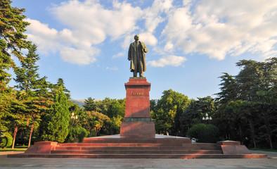 Lenin Statue, Yalta, Crimea