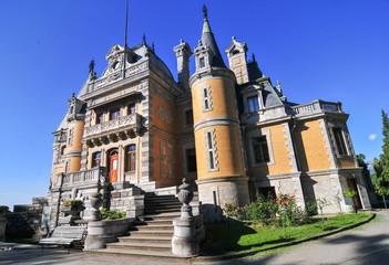 Massandra Palace, Yalta, Crimea